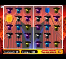 Jogos de matemática - Memória geométrica