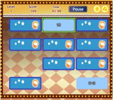 Jogos de tabuada - Jogo da memória Tabuada