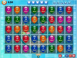 Jogos de matemática - Balão dos números primos