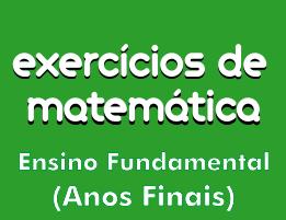 exercicios de matematica basica ensino fundamental