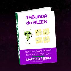 Tabuada do Alien - Memorização 100% prática com jogos