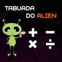 tabuada do alien