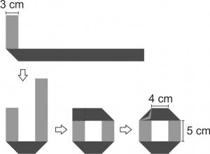 prova - obmep - 2015 - nivel 1