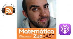 Aprender matemática com Podcast - Matemática ZupCast