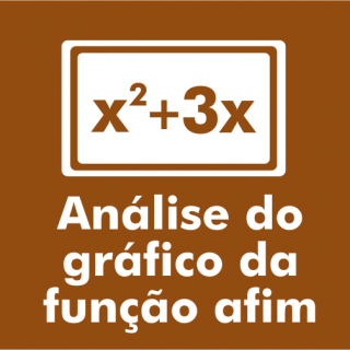 Análise do gráfico da função afim