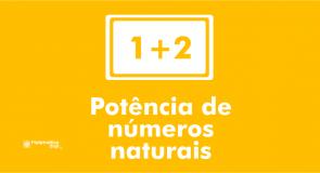 Potência de números naturais