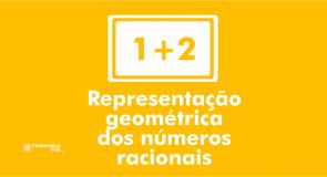 Representação geométrica dos números racionais