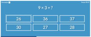 Desafio da Tabuada de Multiplicação