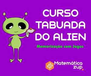 Curso online Tabuada do Alien
