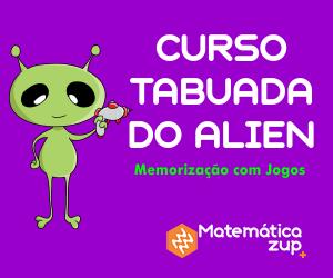 Curso online Tabuada do Alien