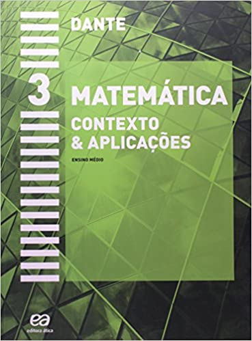 Livros didáticos de Matemática 3º ano Ensino Médio 3