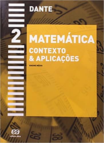 Livros didáticos de Matemática 2º ano Ensino Médio 3