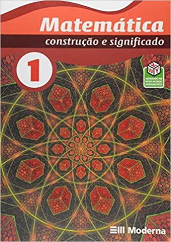 Livros didáticos de Matemática 1º ano Ensino Médio 2