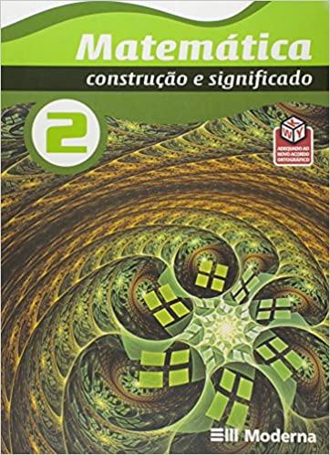Livros didáticos de Matemática 2º ano Ensino Médio 2