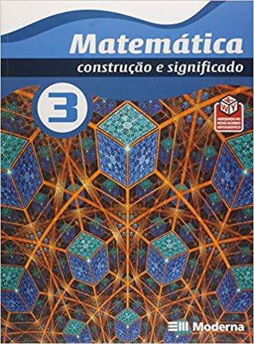 Livros didáticos de Matemática 3º ano Ensino Médio 2