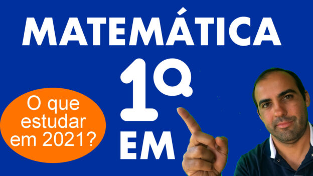 Matemática 1ª série Ensino Médio 1
