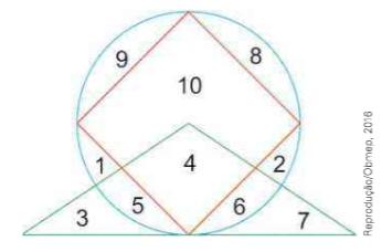 Exercícios de matemática - Provas da OBM - Nível 1 - Primeira fase - Questões de 2013 8