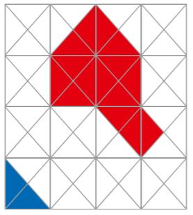 Exercícios de matemática - Provas da OBM - Nível 1 - Primeira fase - Questões de 2013 9